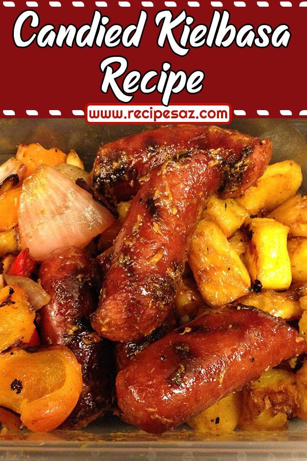 Candied Kielbasa Recipe